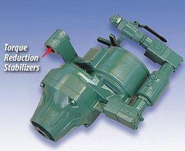 Pneumatic High-Torque Drive Units