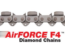 diamond chains concrete saws