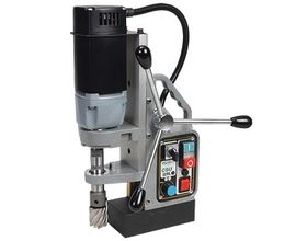 CSU 32RL Portable Magnetic Drilling and Tapping Machine