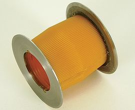 Rodillo de cinta para pulir con pestañas de acero inoxidable PTX