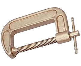 Ex901 Non-Sparking, Non-Magnetic C-Type Clamp