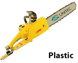 Pneumatic Chain Saws for Plastic
