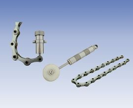 Tensioning chain