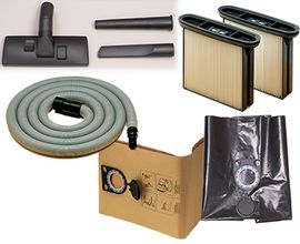 dust collection accessories