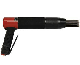 VL203 heavy-duty low-vibration needle scaler