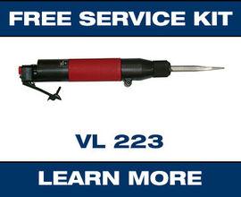 VL223 Chisel Scaler Promo