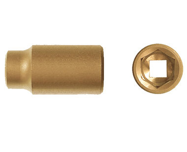 "Ex1630 Deep Impact Sockets, 6-Point, 1/2"" Drive"