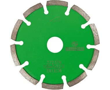 """5"""" Diamond Milling Blade for 1/4"""" milling width"""