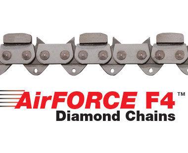 diamond chains concrete saws