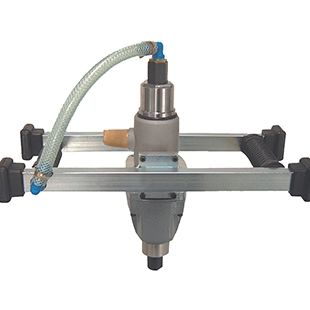 Pneumatic Mixing Drills