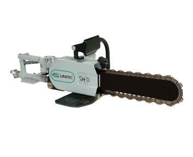 Motosierras neumáticas PowerGrit para hierro dúctil