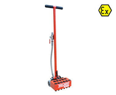 ATEX SF11 Steel Deck Hammer For EX Zones