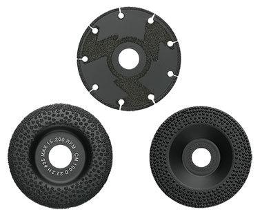 Reduced Sparking EB Diamond Grinding Discs