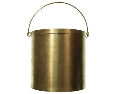 Ex1017 Non-sparking, Non-magnetic Bucket-AlBr