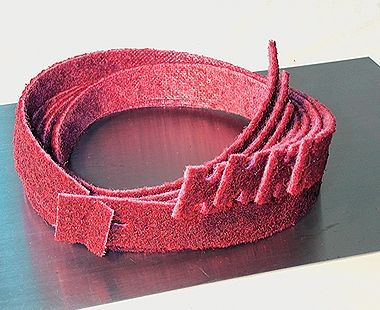 PTX Fleece Nonwoven Belt (open)