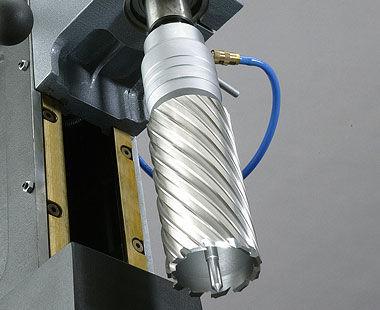 Cortadores de acero de alta velocidad (HSS) de la serie 6