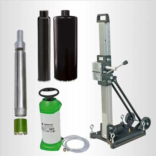 Diamond Core Drilling Accessories