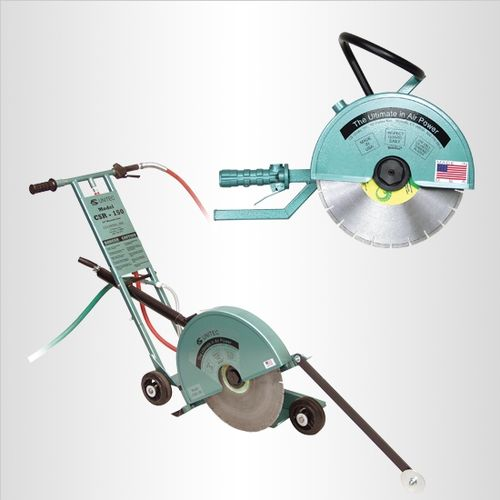 Hand-held and Walk-behind Concrete Saws
