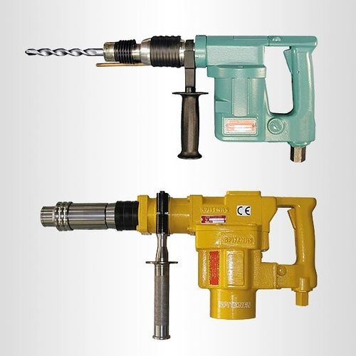 Air Rotary Hammer Drills SDS Plus and SDS Max