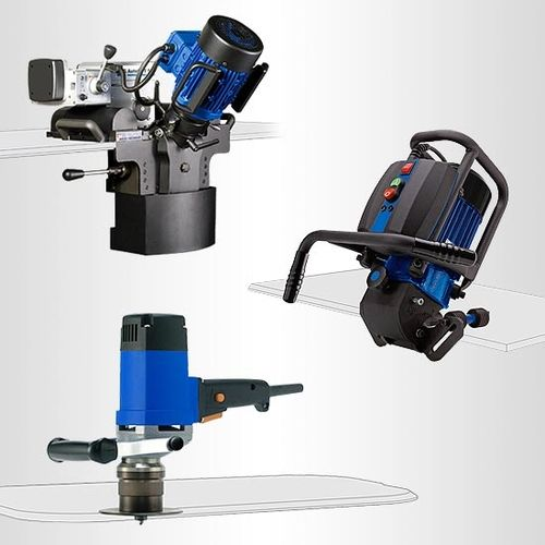 Portable Multifunctional Beveling Machines