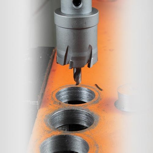 Carbide-Tipped Hole Saws