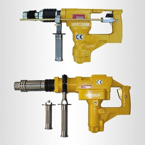 Hydraulic SDS Plus and SDS Max Rotary Hammer Drills
