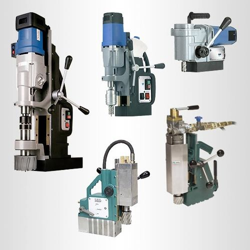 Portable Magnetic Drills and Drilling Machines