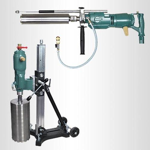 Pneumatic Diamond Core Drills