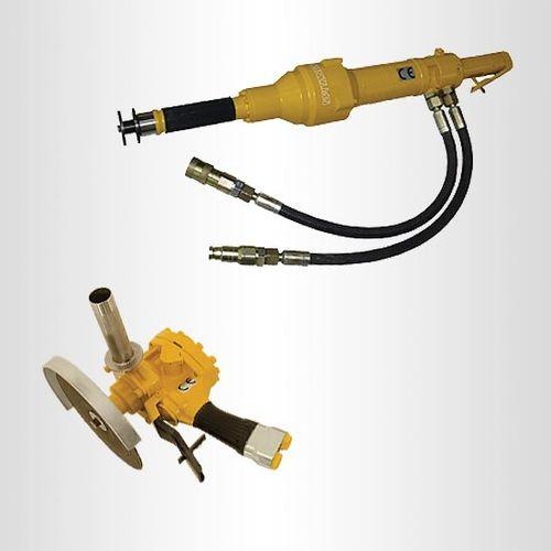 Underwater Hydraulic Grinding Saws
