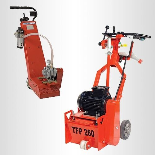 Walk-Behind Floor Scarifiers