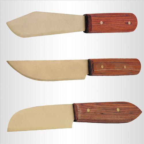 Non-Sparking Knives