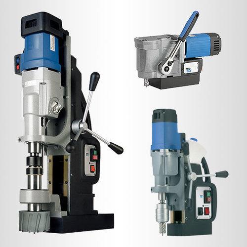 Máquina de perforación magnética la serie MAB
