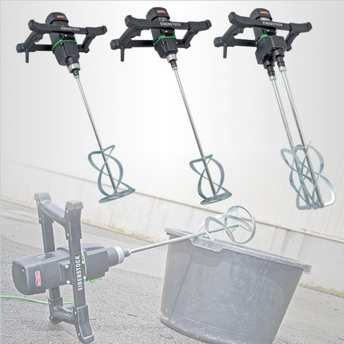 Portable Electric Hand-Held Mixing Drills