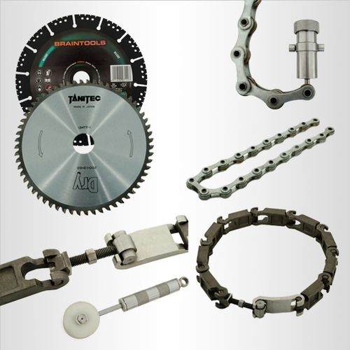 Pipe Cutting Machine Accessories