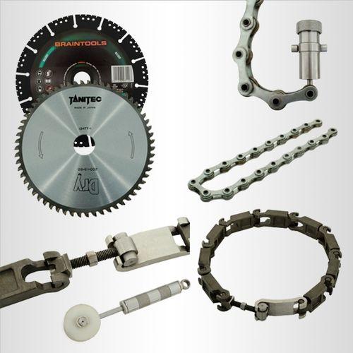 Pipe Cutting Machine Accessories
