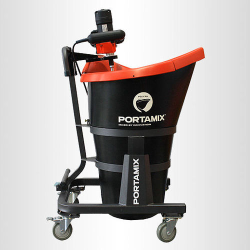 PMP80DC-23 Portable Mixing Station with Dust Collection