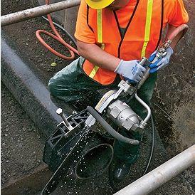Pipe Cutting Chain Saws