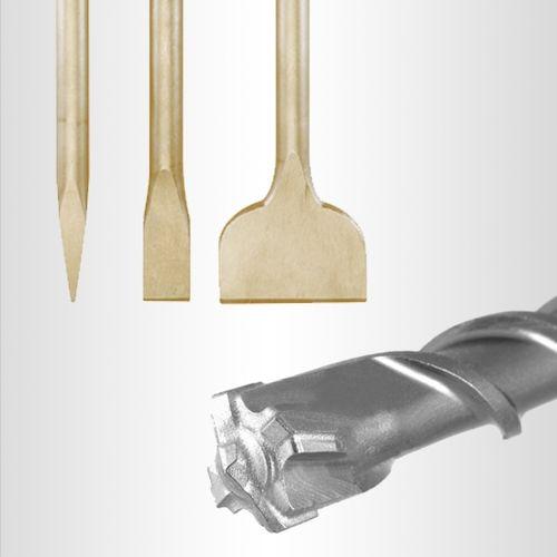 Accesorios de taladros de martillos