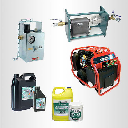Accessories for pneumatic and hydraulic tools