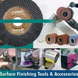 Metal Surface Finishing Tools