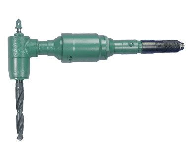Pneumatic Corner Drill