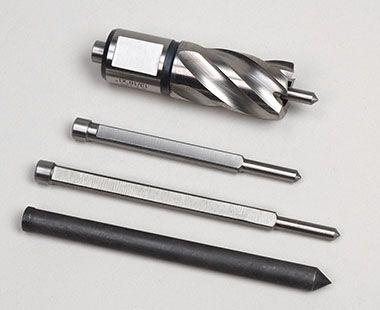 Cutter with Pilot Pin set