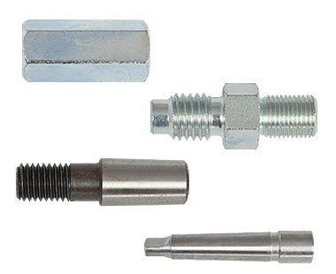 Mandril y adaptadores para mezcladoras manuales