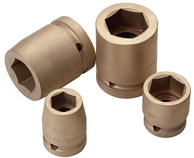"Ex1760 Impact Sockets, 6-Point, 1-1/2"" Drive"