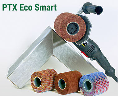 PTX Eco Smart Linear Surface Finishing Machine
