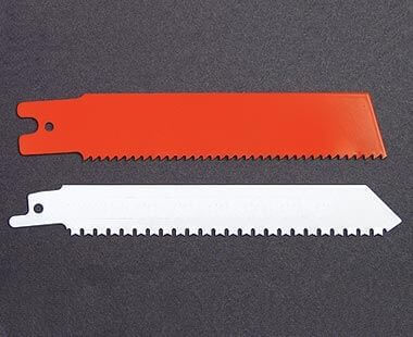 Reciprocating Saw Blades with Single and Double Tang