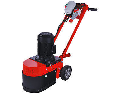 "10"" Heavy-Duty Wet/Dry Floor Grinder for Floor Preparation"