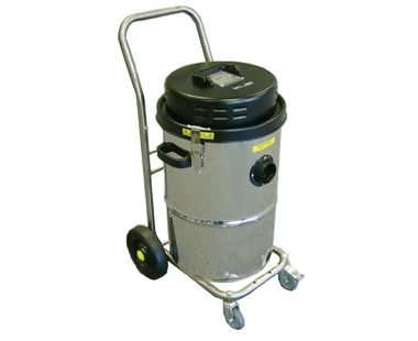 Air-Powered Dust Collection Vacuum Ideal for Hazardous Environments