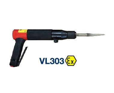 VL303 Ex Raspador de cincel de pistola de baja vibración Vibro-Lo™
