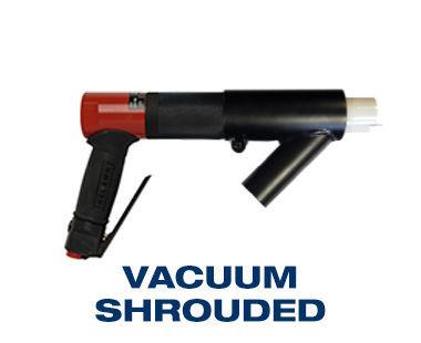 TVS VL203 Needle Scaler Vacuum Schrouded
